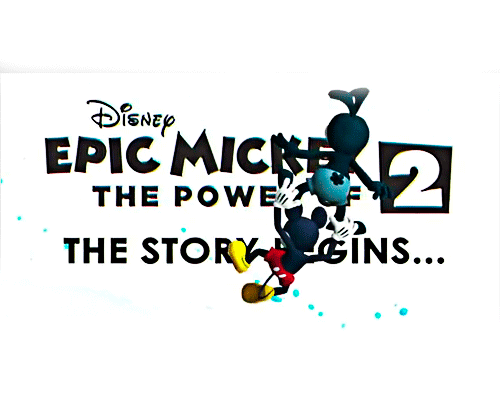 Epic Mickey 2: The Power of Two. Трейлер
