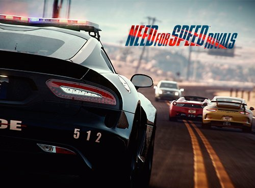 Need for Speed: Rivals. ����������� ������. Gamescom 2013.