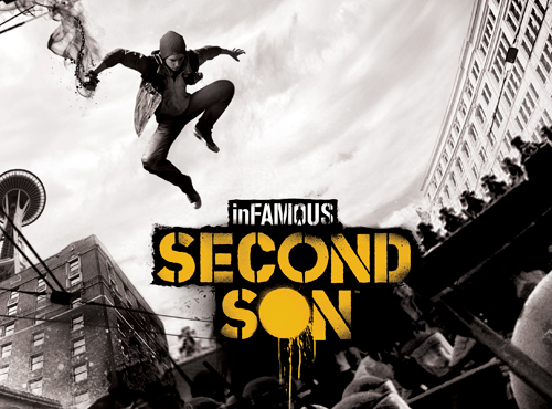 inFamous: Second Son. ����������� �����.