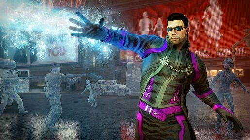 Saints Row 4 ����� ���������� � �������� �������� ����.