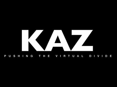 KAZ: Pushing the Virtual Divide. �������.