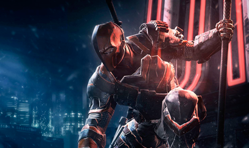 Batman: Arkham Origins. Deathstroke ��������.