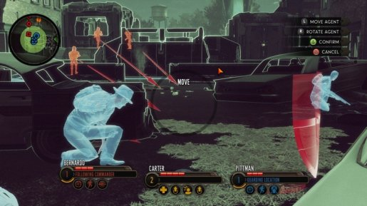 The Bureau: XCOM Declassified. ��������.