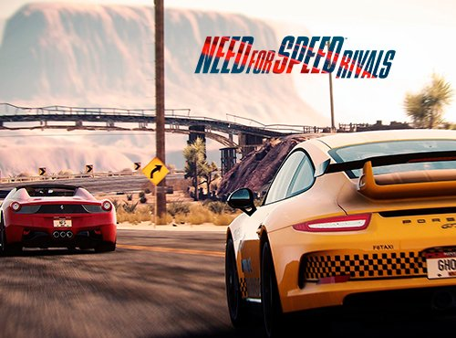 Need for Speed Rivals. �������.