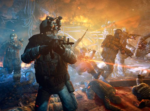 Metro: Last Light. ������� DLC Chronicles Pack.
