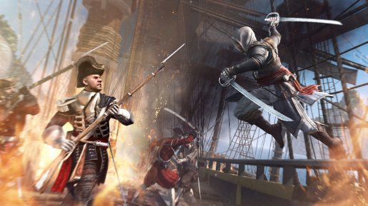Steam ����� �������� ��������� �� Assassin's Creed 4: Black Flag.