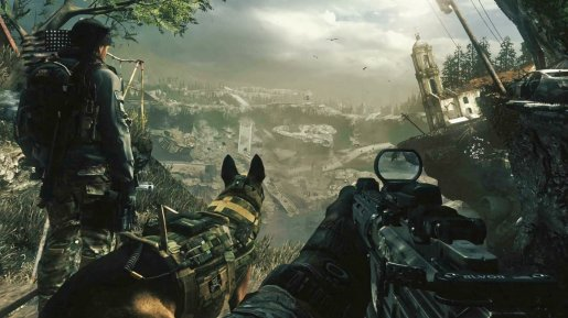Call of Duty: Ghosts ����������� ��������� ���������� ����.