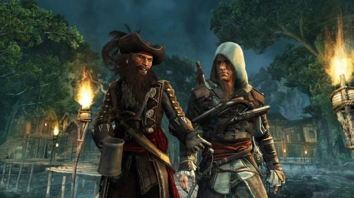PC-������ Assassins Creed 4: Black Flag �������� ��� �������.