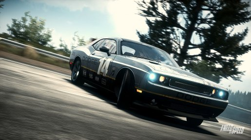 ��� Need for Speed: Rivals ��������� ����, ��� ������ ���������� � 30 FPS.