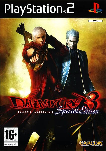 Devil May Cry 3: Dante�s Awakening