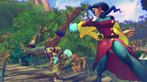 Ultra Street Fighter 4 ������ ����� 2014 ����.