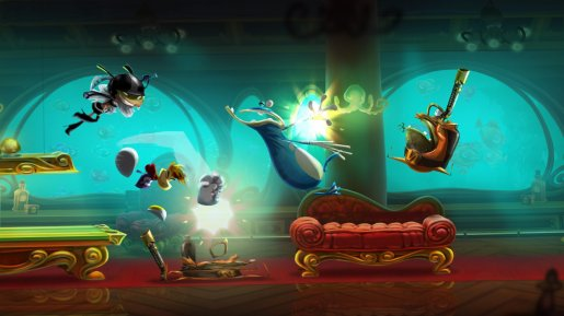Rayman Legends ������ �� PS4 � Xbox One � ������� 2014.