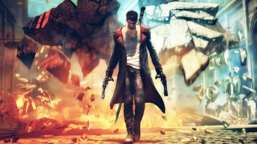 ���������� PS Plus �������� DmC: Devil May Cry ���������.