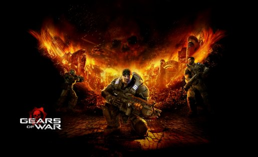 Gears of War � Halo 3 ����� ��������� ��� ����������� Xbox Live Gold.