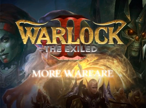 Warlock 2: The Exiled. Трейлер