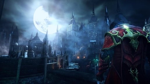 PC-������ Castlevania: Lords of Shadow 2 ����� ��������� ����� ��� �� ��������