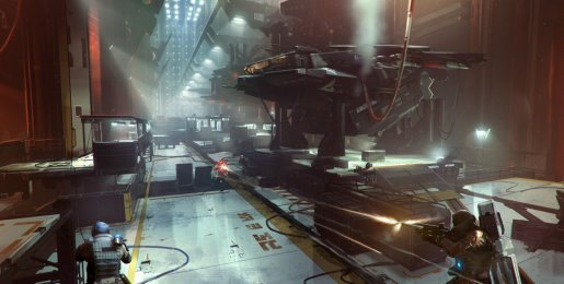 � ������� � Killzone: Shadow Fall �������� ������� ������.