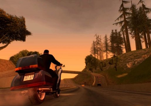 GTA: San Andreas ����� �� Windows Phone