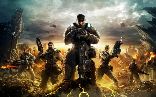 Microsift ����� ���������� ��������� Gears of War
