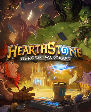 Box art Hearthstone: Heroes of WarCraft