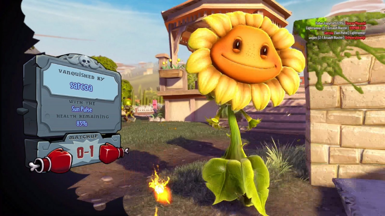 �������� Plants vs. Zombies: Garden Warfare. ������� ����.