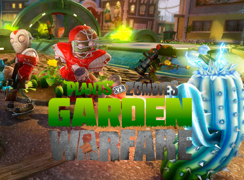 Plants vs. Zombies Garden Warfare. ������ 10 ����� ����