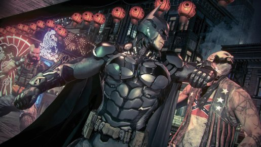 ������ ����������� Batman: Arkham Knight
