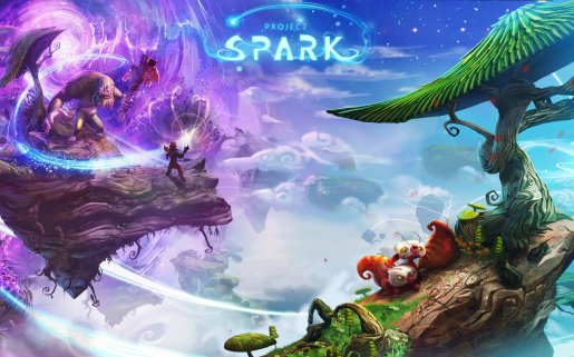 Project Spark. ������� � ��������� ����-������������.