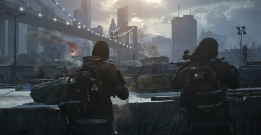 Ubisoft ��������� ����� The Division �� 2015 ���