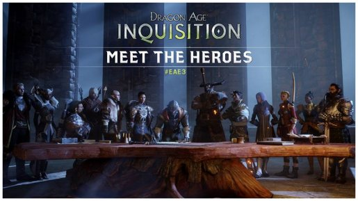 ������������ Dragon Age: Inquisition ���������� ������ �����������
