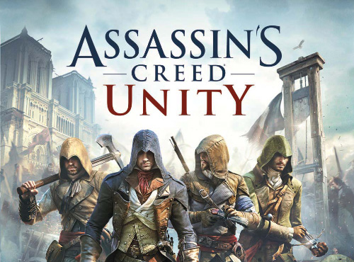 Assassin's Creed Unity. ����������� �������.