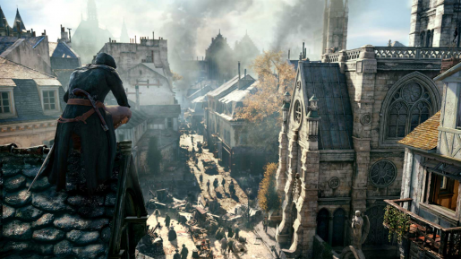 Ubisoft �������� � ��������� ����� ������������ Assassin's Creed: Comet