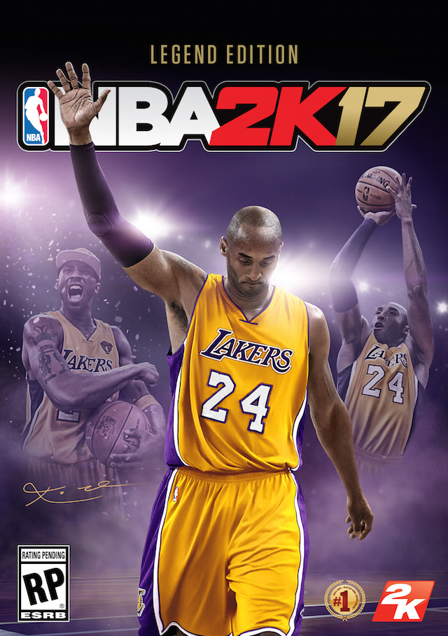 Box art NBA 2K17